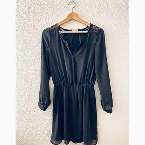 Maison Jules Black Dress